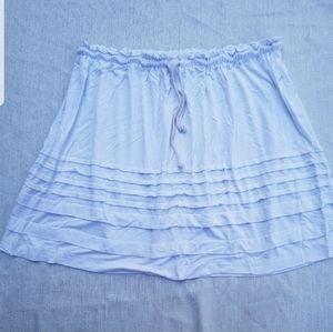 Caslon large white skirt (M21)